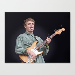 mac demarco art Canvas Print