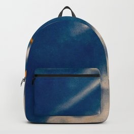 """Clouds Sky Moon """"Come to my castles, love"""" - 1920 Backpack"""