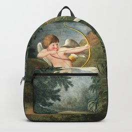 Cupid : New Illustration Of The Sexual System Backpack