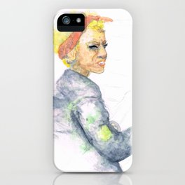 Alise iPhone Case