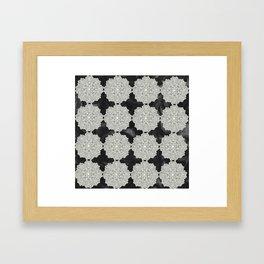 Tile 1 Framed Art Print