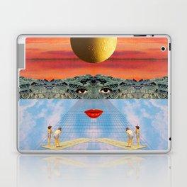 Eyes, lips & dreams Laptop & iPad Skin
