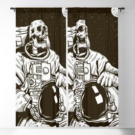 Astroskull Blackout Curtain