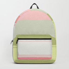 summer throw. 1 Backpack