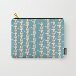 Swimmers in Formation Carry-All Pouch