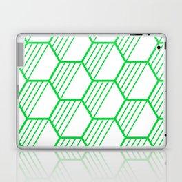 LYLA ((true green)) Laptop & iPad Skin