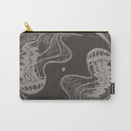 In Mocean Carry-All Pouch