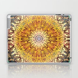 Cygnus Cosmic Mandala Laptop & iPad Skin