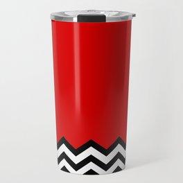 Black Lodge Dreams (Twin Peaks) Travel Mug