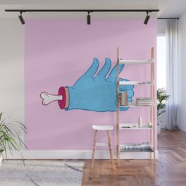 My like is bigger than yours! Wall Mural