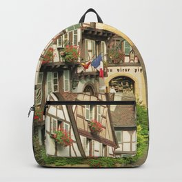Alsace - Colmar Backpack