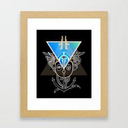 mydominance Framed Art Print