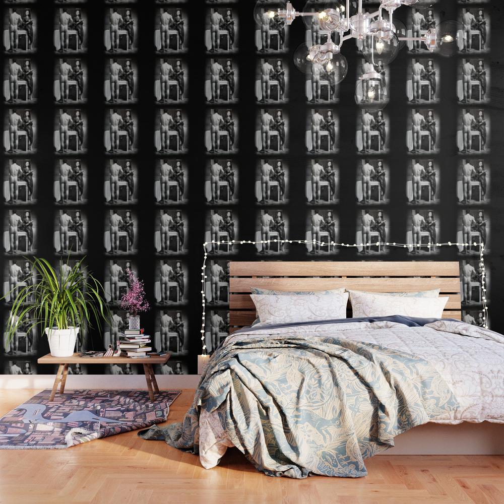 Shaving Wallpaper by Miroart WPP6027747