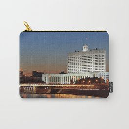 The White House. Moscow. Carry-All Pouch