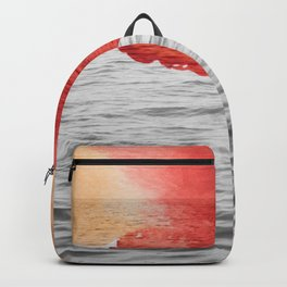 Fine art - Color me - Sea Backpack