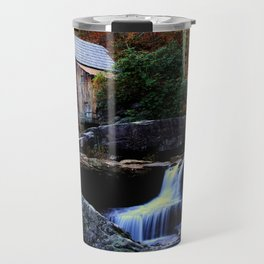 Old Grist Mill Travel Mug