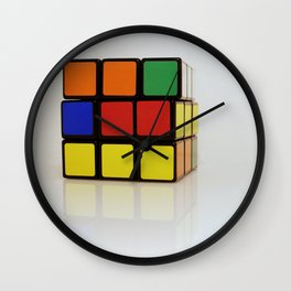 Unsolved Mysteries Wall Clock