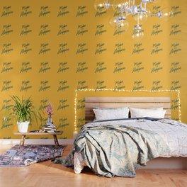 """Make It Happen"" Lettering Wallpaper"