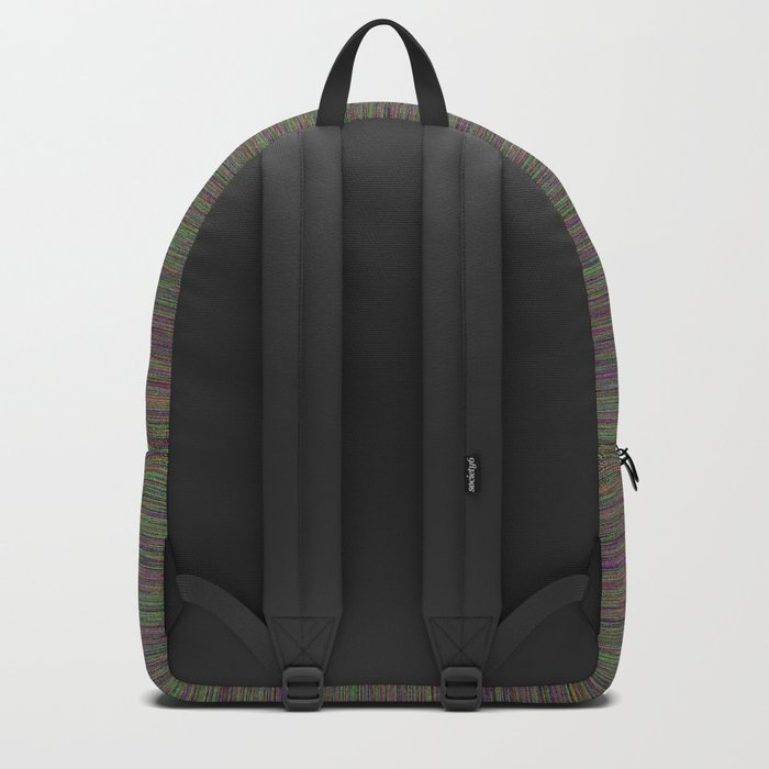 Chromatic Denim Backpack