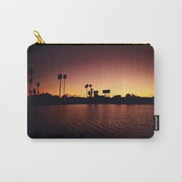 Mission Bay Belmont Park Sunset Carry-All Pouch