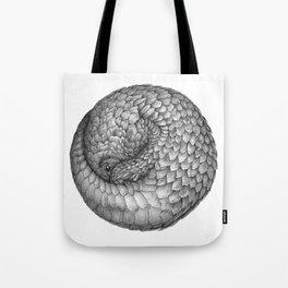 The Infinite Pangolin Tote Bag