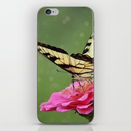 Bokehs and Butterflies iPhone Skin