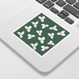 Trilliums Sticker