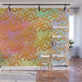 Goldflakes ... Wall Mural