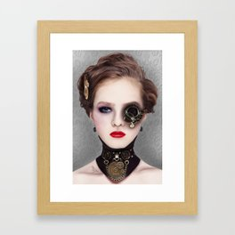 The Bright I-dea Framed Art Print