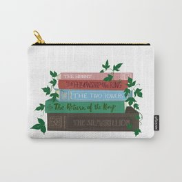 Tolkien Books Carry-All Pouch