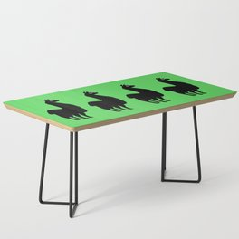 Angry Animals: llama Coffee Table