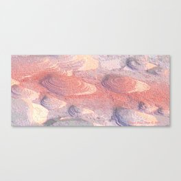 Sandscape Canvas Print