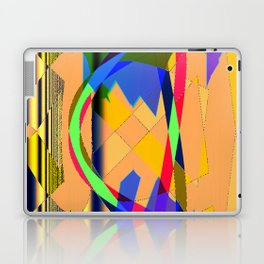 Harlekin Dance Laptop & iPad Skin