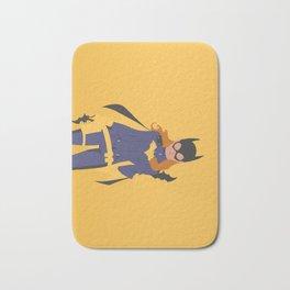 Batgirl Bath Mat