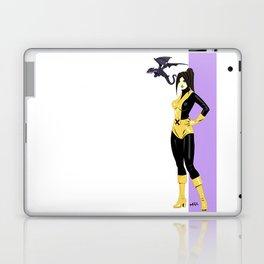 Kitty Pryde & Lockheed  Laptop & iPad Skin
