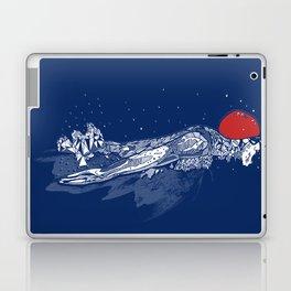 Olympic Swimmer  Laptop & iPad Skin