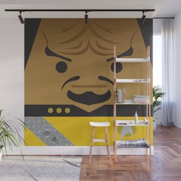 Worf Wall Mural