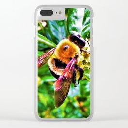 Gardener Clear iPhone Case