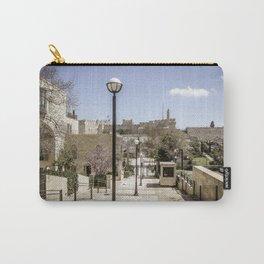 Jerusalem Old City Carry-All Pouch
