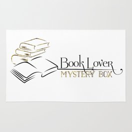 Book Lover Mystery Box Rug