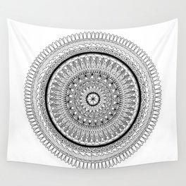 Synergy Mandala Wall Tapestry