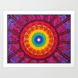 Visionary Art Prints | Society6