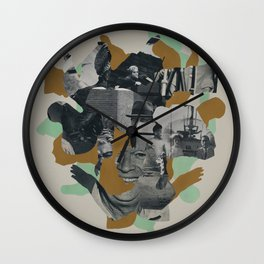 A Relapse in Consciousness Wall Clock