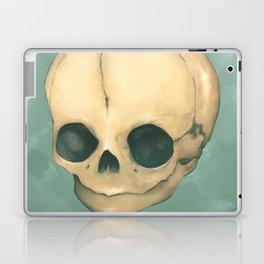 Foetus Skull Laptop & iPad Skin