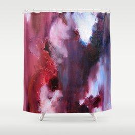 Untitled II Shower Curtain