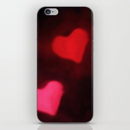 Hearts of Color iPhone Skin