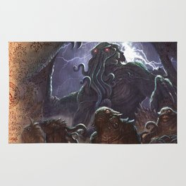 GREAT ANCIENT CTHULHU Rug