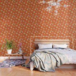 Blush Golden Autumn Wallpaper