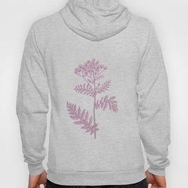 pink flower 1 . Hoody