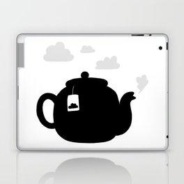 Cloudy pot Laptop & iPad Skin